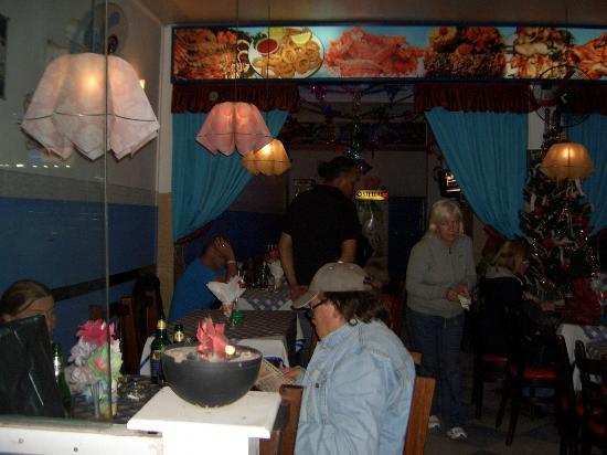 samos : inside