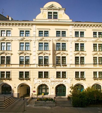 Mercure Josefshof Wien am Rathaus: Das Mercure Josefshof