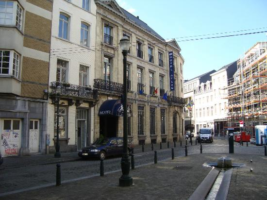 Atlas Hotel Brussels 사진