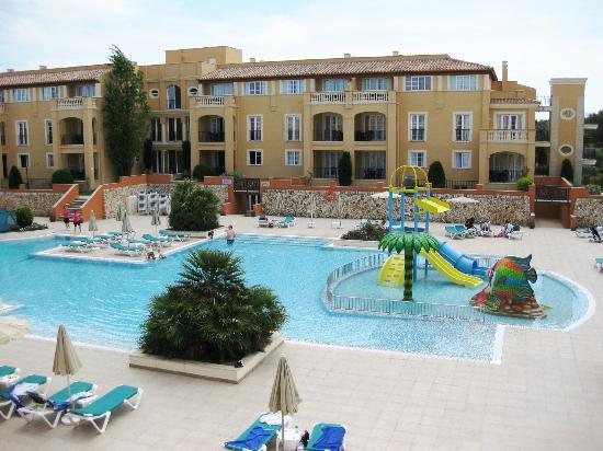 Holiday Village Menorca: Room 3116 view