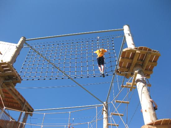 Holiday Village Menorca: Climbing Frame