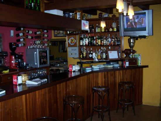 Hotel Restaurante La Villa: CAFETERIA