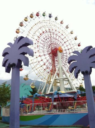 Nasu-machi, Japón: 最上部が標高634mらしい観覧車