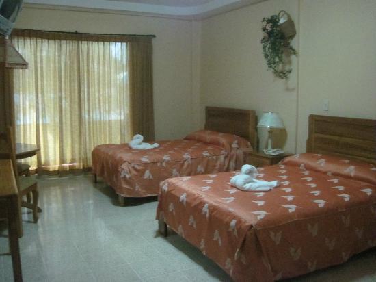 Chitre, Panama: habitaciones muy limpias!!