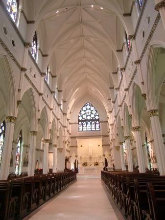 Cathedral Of Saint John The Baptist Charleston Tripadvisor
