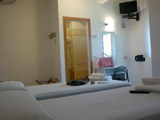 Hotel Desire: camera ordinata e pulita