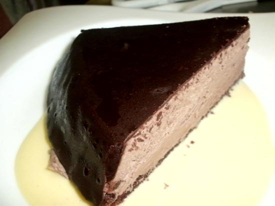 Urgain Restaurante : Tarta de Trufa