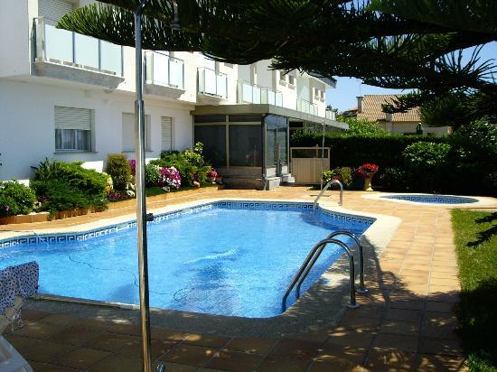 Miramar: piscina