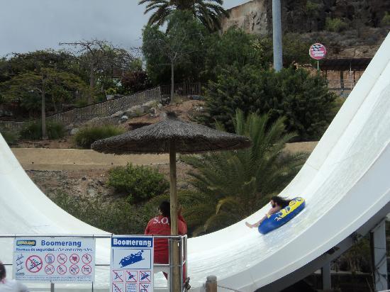 Aqualand: Boomerang