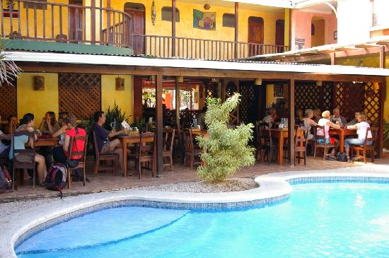 Hotel Giada: Restuarant & Pool