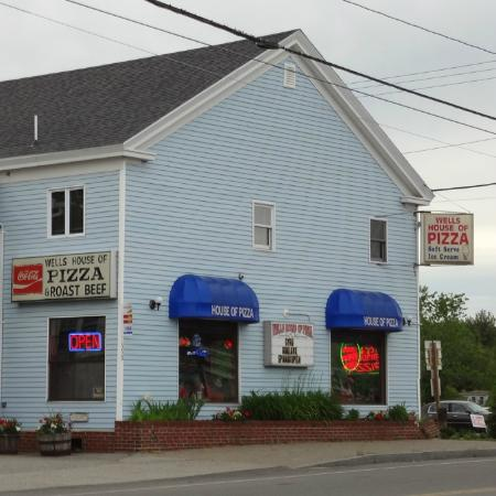 Wells House Of Pizza, Wells Maine