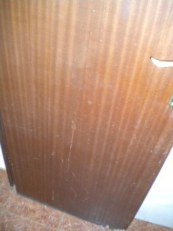 badezimmert r picture of hotel lloret ramblas barcelona. Black Bedroom Furniture Sets. Home Design Ideas