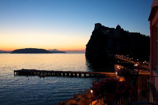 Villa Lieta : View by sunrise
