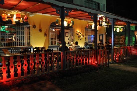 La Danta Cafe y Restaurante: Un lugar acogedor