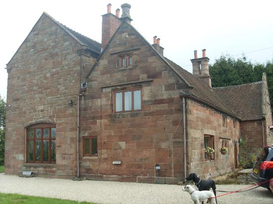 Hay House Farm: Farm house