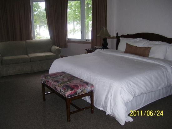 North Kawartha, Καναδάς: Our room