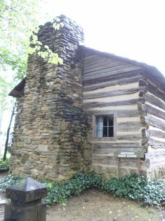 Historic Ogle Log Cabin : Ogle Cabin