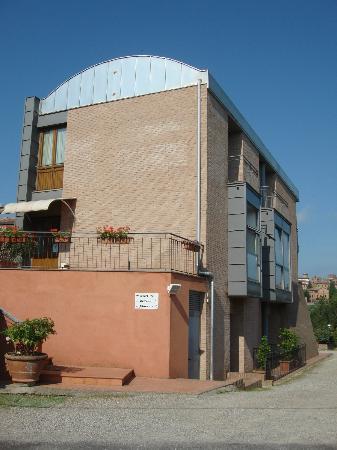 Hotel Il Giardino di SIENA: un'ala dell'hotel