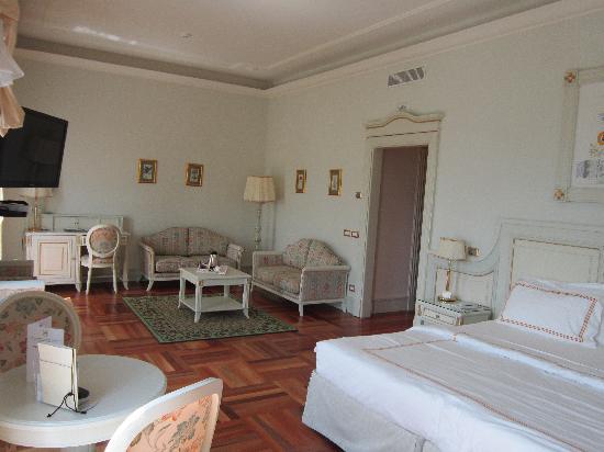 Hotel de Paris Sanremo : Номер