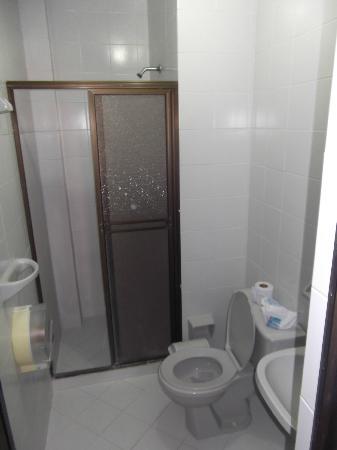 Hotel Campomar: WC