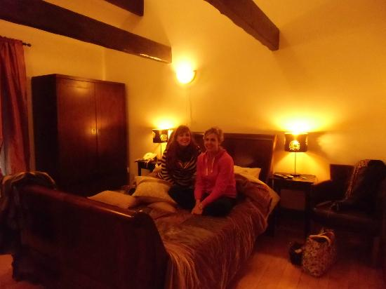 Sheldon's Retreat B&B Guesthouse: Our cosy room