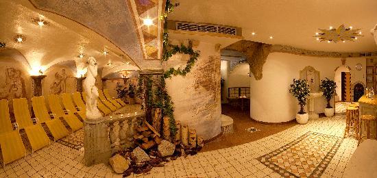 Anewandter Historic Hotel: Wellnessbereich