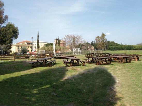 La Taverna del Parco: nel verde del parco dell'acquedotto romano