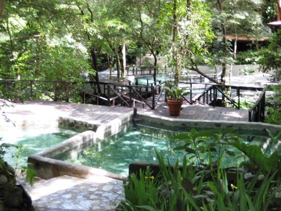 Buena Vista Lodge & Adventure: Hot Springs