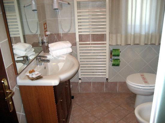 Sport Hotel Bellavista: bagno
