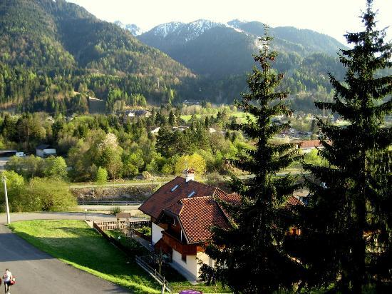 Sport Hotel Bellavista: panorama