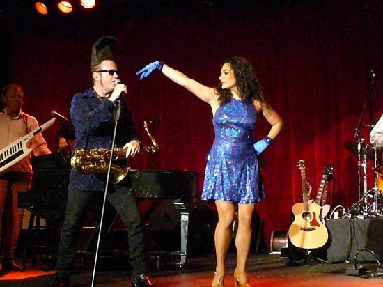 Top 10 Rock and Roll Revue: Devil with the Blue Dress On