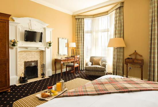 The Royal Hotel : Superior Guest Room