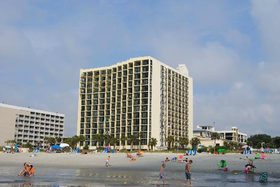 Sea Crest Picture Of Sea Crest Oceanfront Resort Myrtle Beach Tripadvisor