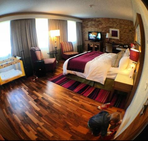 Renaissance Malmo Hotel: Bedroom