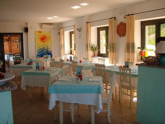 Ristorante Santa Maria: sala breakfast