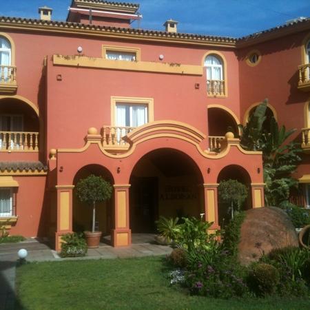 Alboran Algeciras: L'entrata