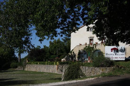 Hotel Relais San Lorenzo: Facciata principale