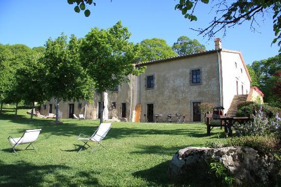 Hotel Relais San Lorenzo: Stanze che si affacciano sul parco