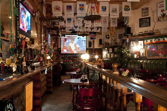 The Oldest Guinness Pub Kazan Restaurant Reviews