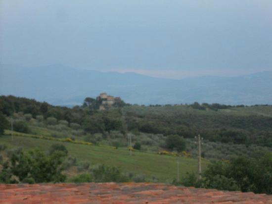 Casa Guaitoli: Casatello sullo sfondo