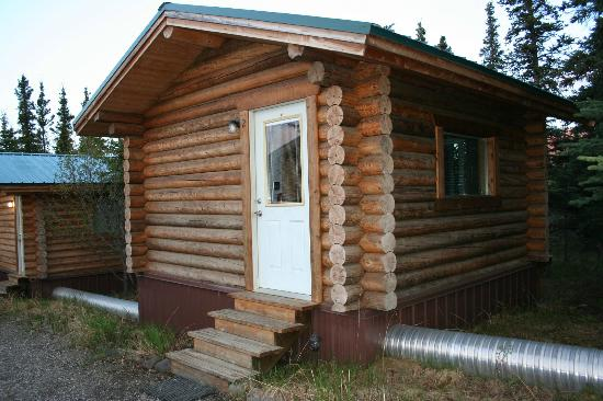 Park's Edge Log Cabins: Cabin number 2