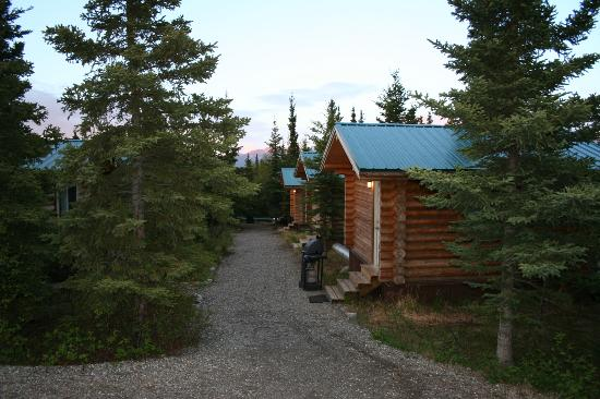 Park's Edge Log Cabins 사진