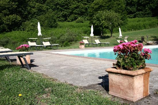 Hotel Relais San Lorenzo: La Piscina
