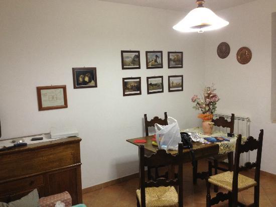 Casa Guaitoli: Cucina vivibile