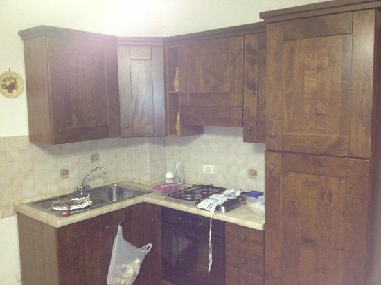 Casa Guaitoli: Angolo cucina