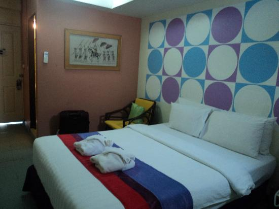 Sawasdee Sukhumvit Inn: Room photo