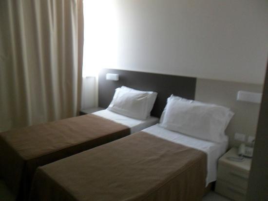 Cube Hotel: camera doppia