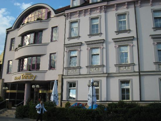 Hotel Trinity: Exterior