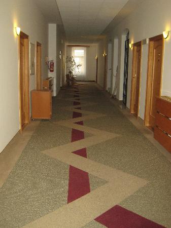 Hotel Trinity: Hallway