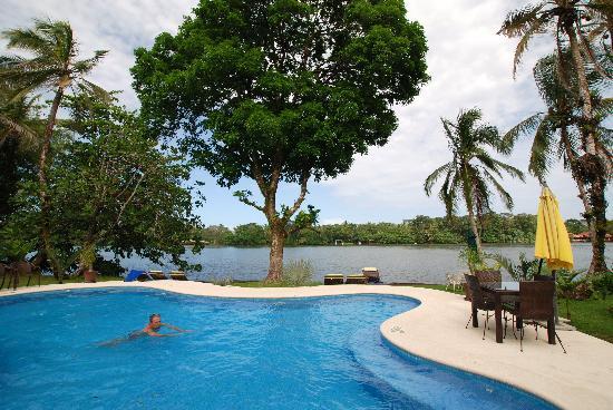 Manatus Hotel: Hotel Pool